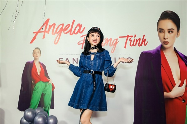 Angela Phương Trinh cười không ngậm được miệng trước các phiên bản cosplay chính mình-1