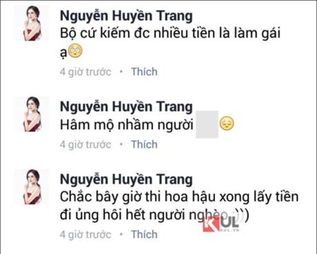 Thí sinh bị gắn mác mê tiền nhất Hoa hậu Hoàn vũ Việt Nam: Tôi không phải đứa thảo mai-4