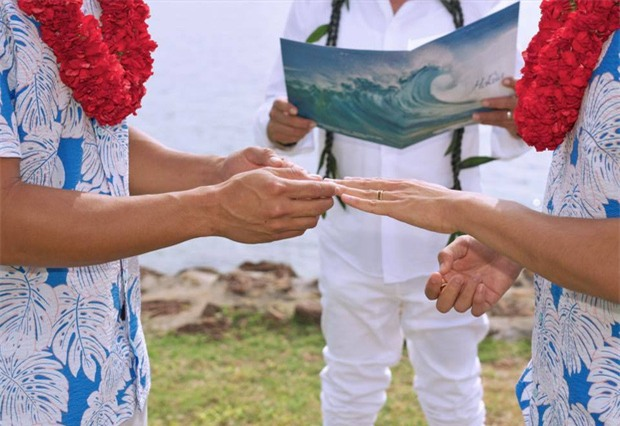 Hành trình từ yêu đến đám cưới hạnh phúc của Hồ Vĩnh Khoa và bạn trai ngoại quốc - Ảnh 14.