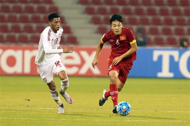 Xuân Trường có khá nhiều lợi thế khi HLV Park Hang Seo dẫn dắt đội tuyển Việt Nam