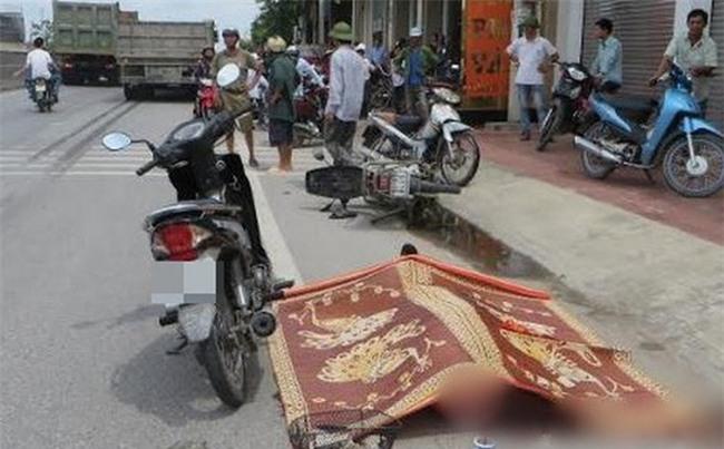 Nghệ An: Cha tử vong thương tâm sau khi ghé nhà thông gia đưa thịt gà cho con gái