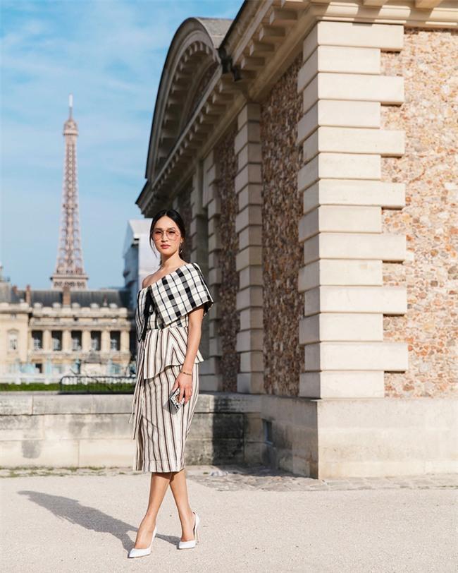 Ngắm loạt streetstyle siêu chất của quý cô châu Á khi đi dự Fashion Week - Ảnh 12.
