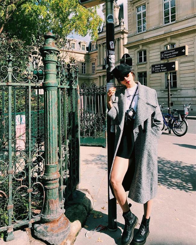 Ngắm loạt streetstyle siêu chất của quý cô châu Á khi đi dự Fashion Week - Ảnh 9.