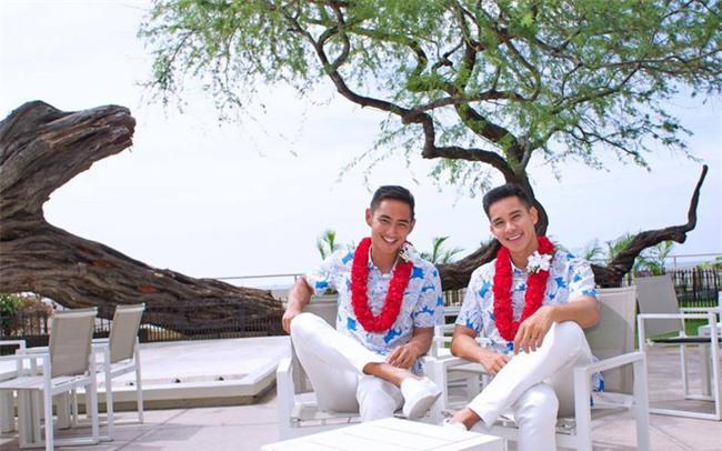 Bạn đời của Hồ Vĩnh Khoa: Con lai 5 dòng máu, nam vương và siêu mẫu được yêu thích tại Thái Lan! - Ảnh 1.