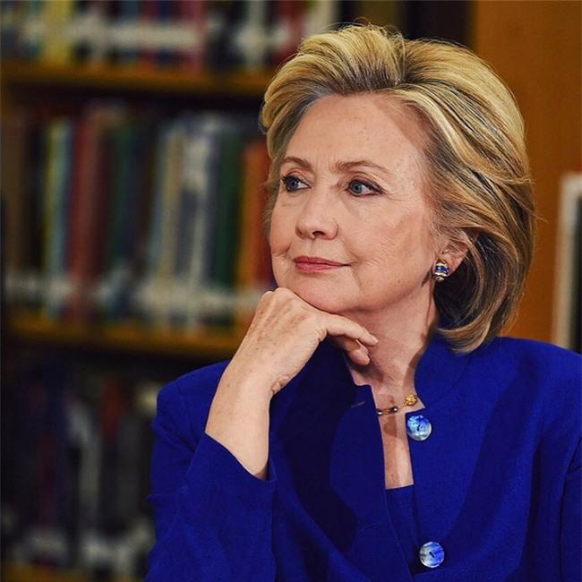 Bà Hillary Clinton đã dành đến 600 tiếng để làm đẹp trong suốt quá trình tranh cử - Ảnh 7.