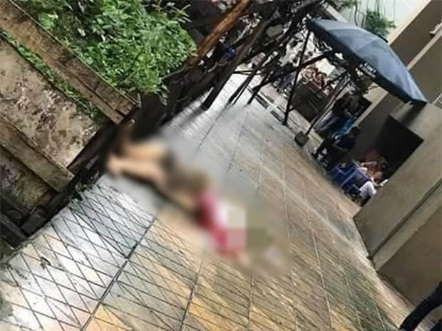 Hà Nội: Hốt hoảng phát hiện người phụ nữ tử vong sau khi nhảy xuống từ tòa nhà cao tầng - Ảnh 2.