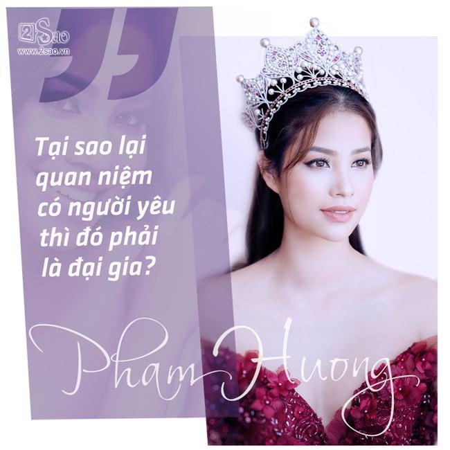 Phạm Hương: Mong Mai Ngô bớt kiêu ngạo nếu muốn thành hoa hậu-2