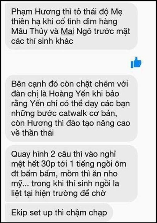 Sau scandal với Phạm Hương, Mai Ngô ẩn ý: Tránh xa con người muốn dìm bạn xuống để họ được nổi-5