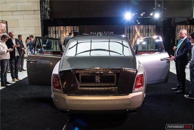 Rolls-Royce Phantom 2018 tuong duong 17 ty dong tai Australia hinh anh 12