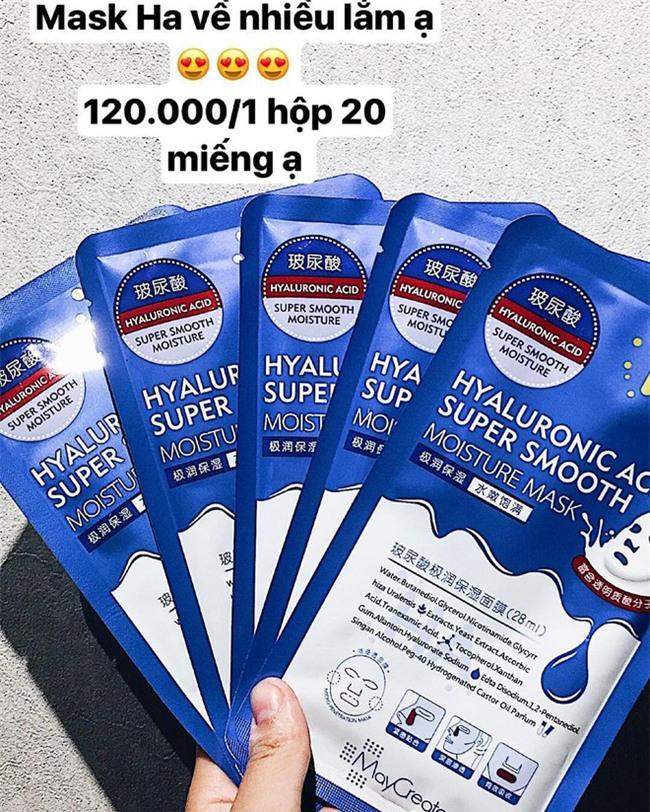 Mặt nạ HA giá chỉ 5.000 đồng được nhiều chị em tìm mua nhưng vẫn còn nhiều mập mờ về chất lượng, giá cả - Ảnh 4.