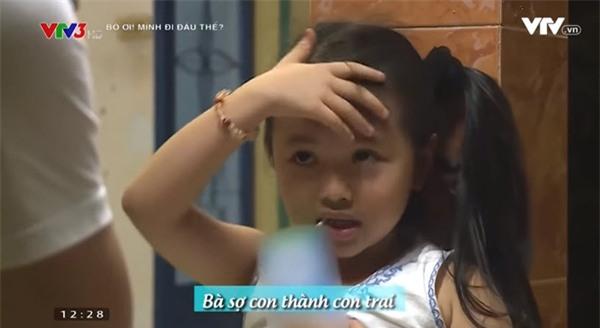 """nhung tinh huong """"hai khong do noi"""" sau 7 tap phat song """"bo oi! minh di dau the?"""" mua 4 - 11"""