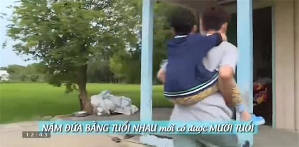 """nhung tinh huong """"hai khong do noi"""" sau 7 tap phat song """"bo oi! minh di dau the?"""" mua 4 - 12"""