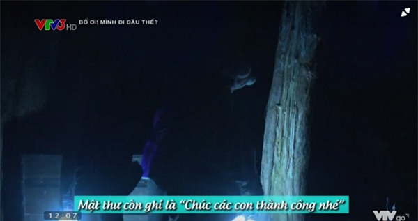 """nhung tinh huong """"hai khong do noi"""" sau 7 tap phat song """"bo oi! minh di dau the?"""" mua 4 - 15"""