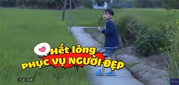 """nhung tinh huong """"hai khong do noi"""" sau 7 tap phat song """"bo oi! minh di dau the?"""" mua 4 - 5"""