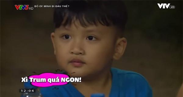 """nhung tinh huong """"hai khong do noi"""" sau 7 tap phat song """"bo oi! minh di dau the?"""" mua 4 - 6"""