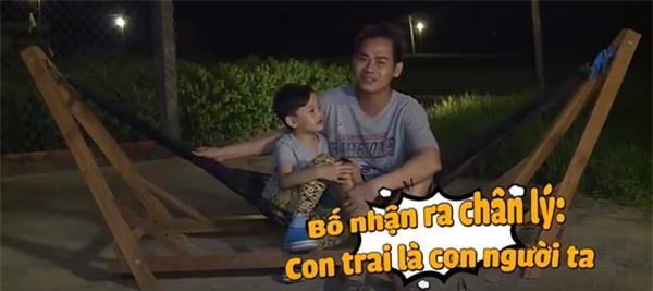 """nhung tinh huong """"hai khong do noi"""" sau 7 tap phat song """"bo oi! minh di dau the?"""" mua 4 - 8"""
