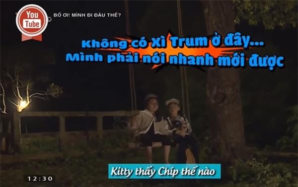 """nhung tinh huong """"hai khong do noi"""" sau 7 tap phat song """"bo oi! minh di dau the?"""" mua 4 - 9"""