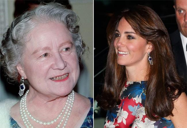 Hóa ra hầu hết đồ trang sức của Công nương Kate đều là đồ đi mượn - Ảnh 8.