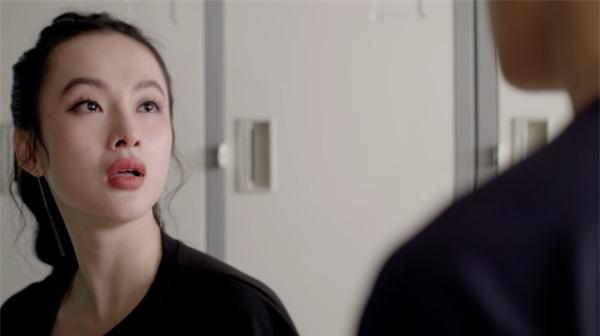 Glee: Angela Phương Trinh bị phát hiện mang thai, lại còn làm bạn trai chán ngán-6