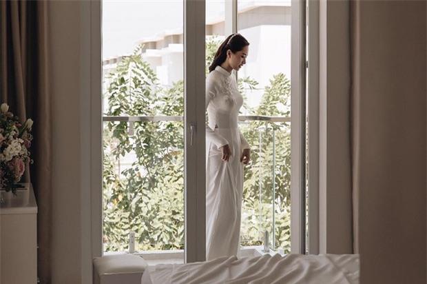 Trước ngày cưới, Thu Thảo gửi lời đến ông xã Trung Tín: Em muốn làm cô dâu của riêng anh thôi nhé - Ảnh 2.