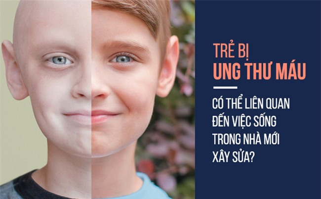 Cảnh báo: Có tới 90% số trẻ bị ung thư máu đều có cùng một nguyên nhân không ai ngờ tới