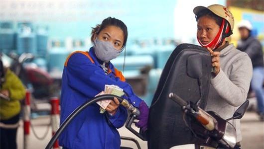 giảm giá xăng, điều chỉnh giá xăng, giá xăng dầu, giá xăng