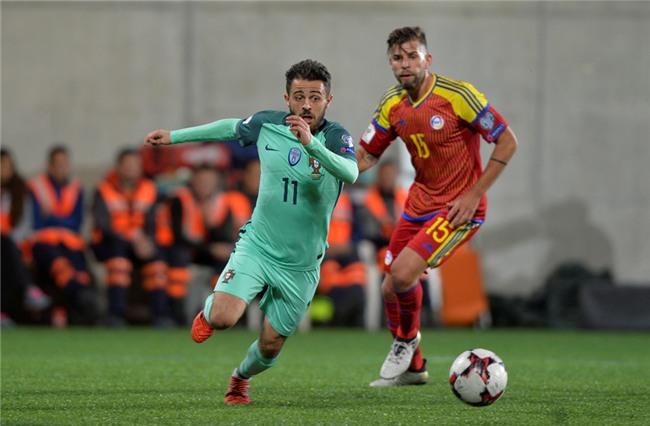 Ronaldo toa sang, Bo Dao Nha tien sat ve du World Cup 2018 hinh anh 2