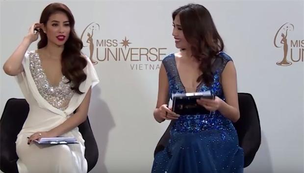 Mai Ngô khiến mọi người bật cười khi muốn trở thành... Quán quân Hoa hậu Hoàn vũ VN - Ảnh 4.