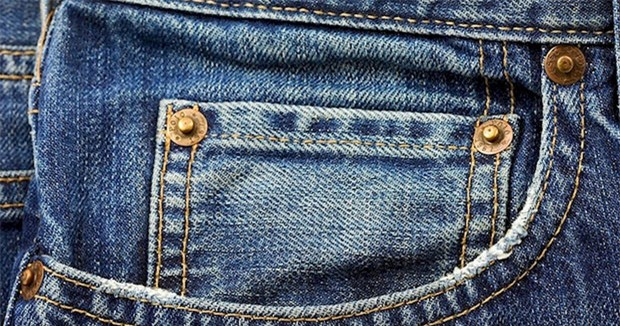 """99 % nguoi mac quan jeans khong bao gio biet cong dung cua nhung """"bau vat"""" nay - 2"""