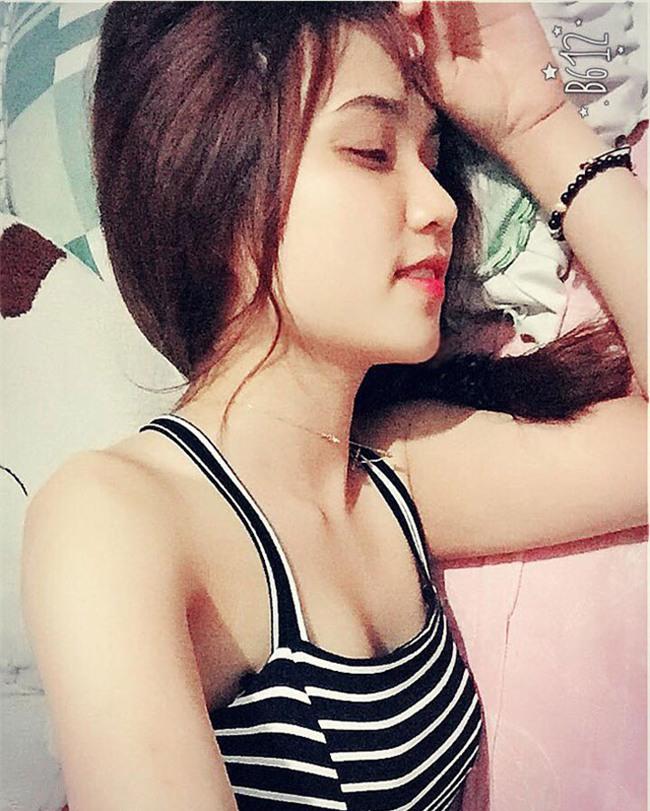 """hot girl tay nguyen gay """"nao loan"""" ban muon hen ho du chua len song - 10"""