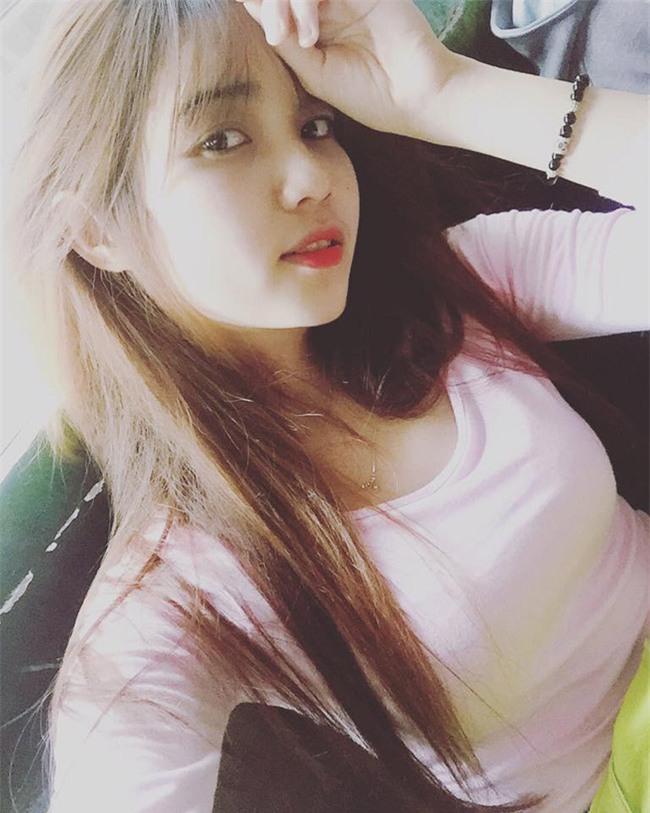 """hot girl tay nguyen gay """"nao loan"""" ban muon hen ho du chua len song - 3"""