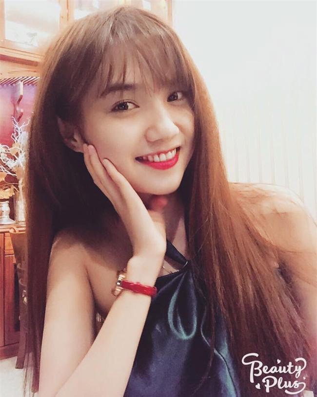 """hot girl tay nguyen gay """"nao loan"""" ban muon hen ho du chua len song - 5"""