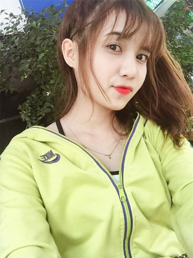 """hot girl tay nguyen gay """"nao loan"""" ban muon hen ho du chua len song - 9"""