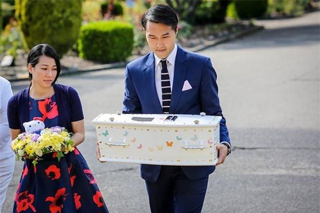 Câu chuyện xúc động của đôi vợ chồng Việt hai lần mất con: Con gái chưa ra đời đã là một Diva-13