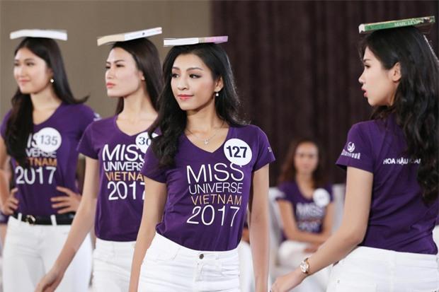 Cô gái vượt mặt Hoàng Thùy, giành chiến thắng trong tập 2 Tôi là Hoa hậu Hoàn vũ VN là ai? - Ảnh 4.