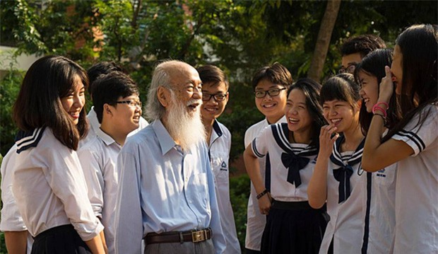 Rạng sáng ngày 9/10, thầy Văn Như Cương đã qua đời ở tuổi 80 - Ảnh 9.