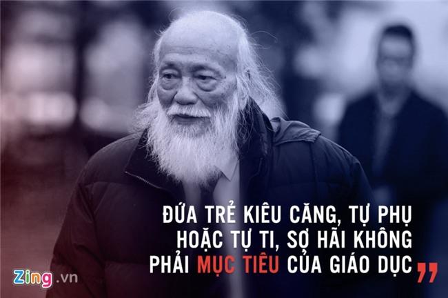 Nhung cau noi y nghia cua PGS Van Nhu Cuong hinh anh 2