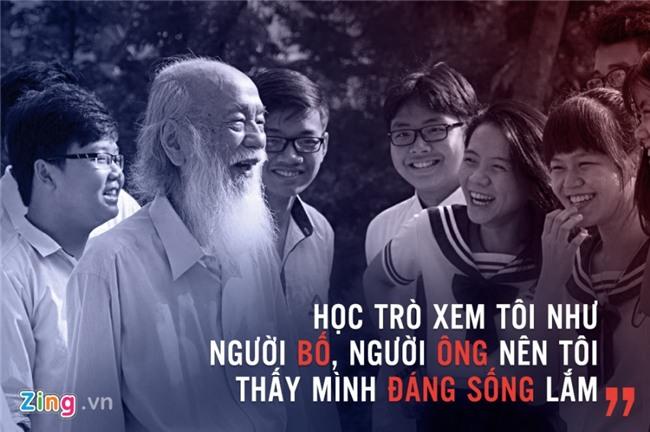 Nhung cau noi y nghia cua PGS Van Nhu Cuong hinh anh 3