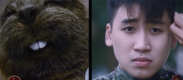 Muôn vàn biểu cảm hỉ, nộ, ái, ố của dàn mỹ nam khi bị cắt tóc trong Sao nhập ngũ - Ảnh 4.