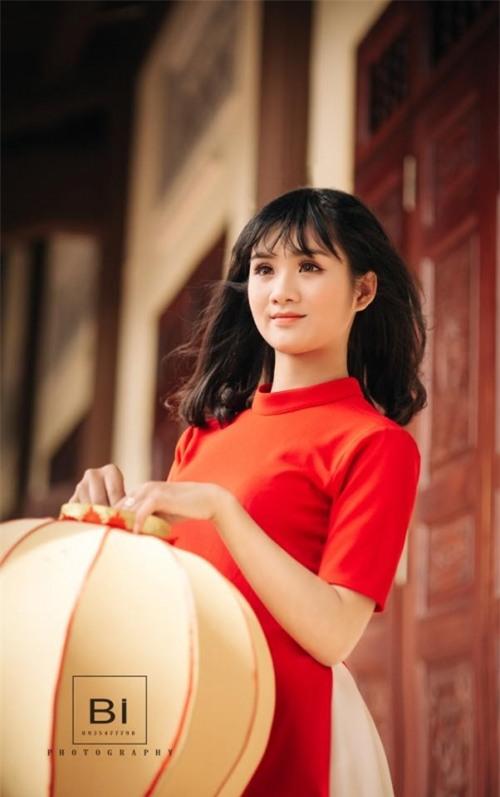 Gặp gỡ Bùi Minh Anh - cao thủ Karatedo ẩn sau cô sinh viên dịu dàng - Ảnh 4.