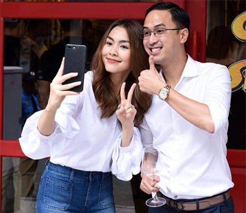 Á hậu Hoàng My bày tỏ quan điểm về chuyện Hà Tăng từ bỏ sự nghiệp để chu toàn hôn nhân-4