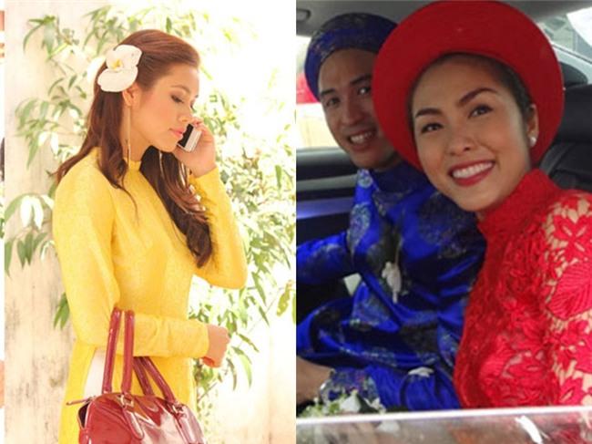 Á hậu Hoàng My bày tỏ quan điểm về chuyện Hà Tăng từ bỏ sự nghiệp để chu toàn hôn nhân-5