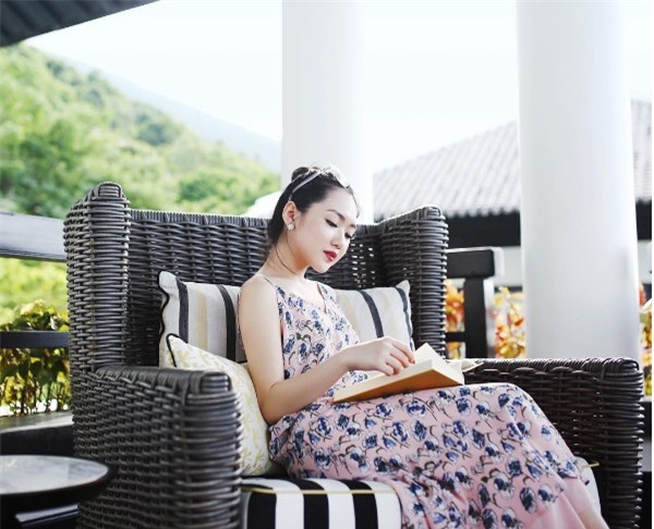 Cuộc sống sang chảnh của Chloe Nguyễn, nàng beauty blogger xinh xắn như búp bê - Ảnh 5.