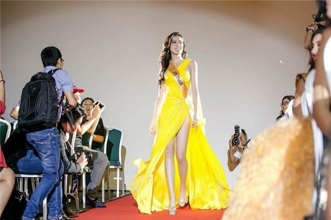 Cận cảnh quốc phục nặng tới 30kg của Huyền My tại Miss Grand International 2017-6