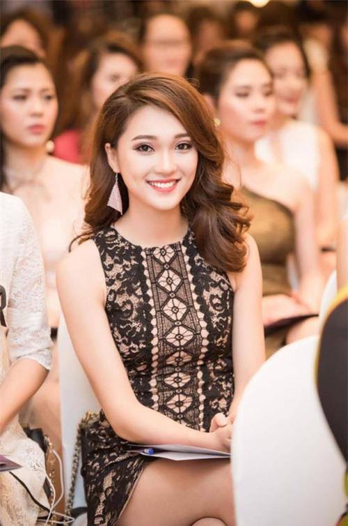 Dàn người đẹp mới tinh, tưởng không hot mà hot không tưởng của HHHV Việt Nam 2017 - Ảnh 5.