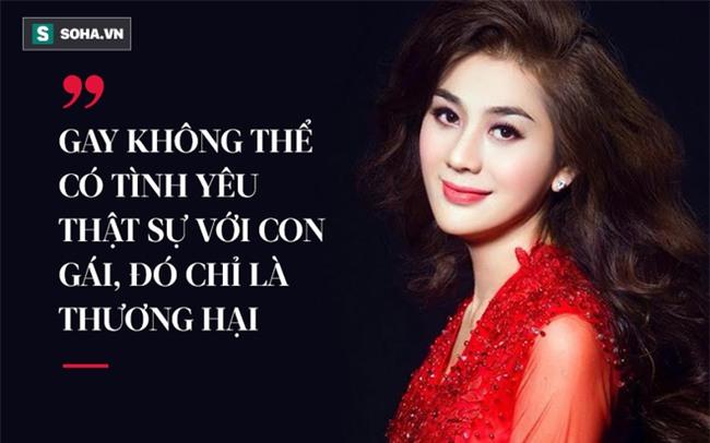Lâm Khánh Chi: Có thể do Xuân Lan yêu quá nên không tin bạn trai mình gay-2
