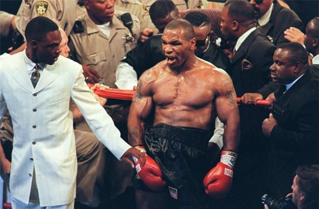 """""""Vua boxing"""" Joshua đòi vĩ đại như Mike Tyson: Vô địch nhưng không cắn tai - Ảnh 3."""