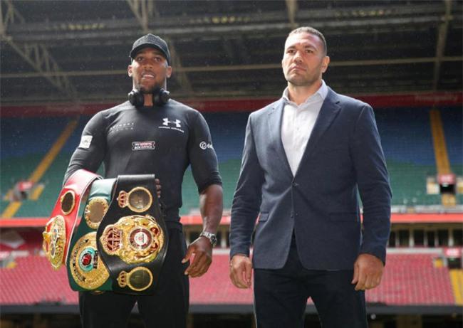 """""""Vua boxing"""" Joshua đòi vĩ đại như Mike Tyson: Vô địch nhưng không cắn tai - Ảnh 4."""