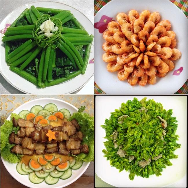 Lóa mắt với những đĩa ăn của cô nàng nấu ăn ngon, ham bày biện đến cọng rau cũng phải đẹp - Ảnh 12.