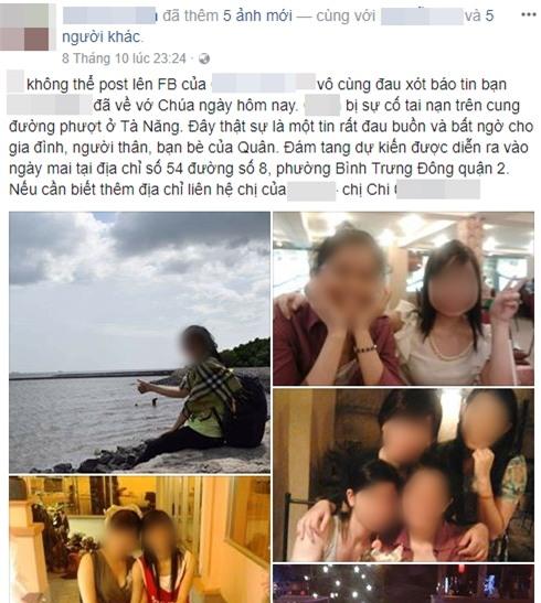Chị gái của nữ phượt thủ bị nước cuốn trôi ở Tà Năng: Mẹ khóc ngất vì em bảo đi rồi về, nhưng giờ em đi luôn rồi - Ảnh 4.